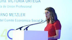 La ministra de Trabajo y Migraciones, Yolanda Díaz.