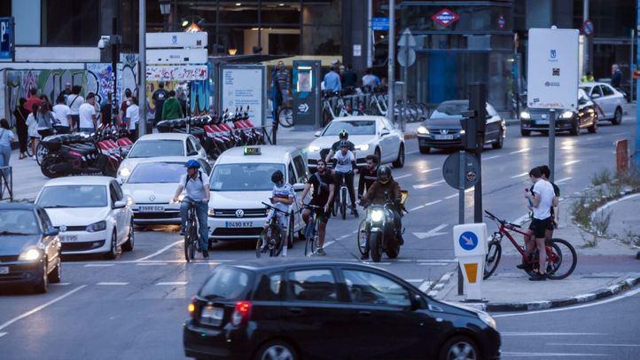 Varias empresas diseñarán la movilidad del futuro en la capital en el programa 'Madrid in Motion'