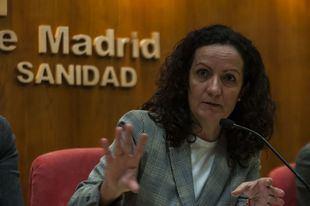 Yolanda Fuentes, exdirectora de Salud Pública de la Consejería de Sanidad de la CAM.
