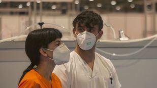 Repunte de contagios por Covid en Madrid