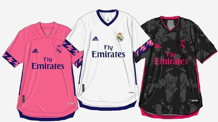 La camiseta del Real Madrid para la próxima temporada 2020-2021 volverá a jugar con el color rosa