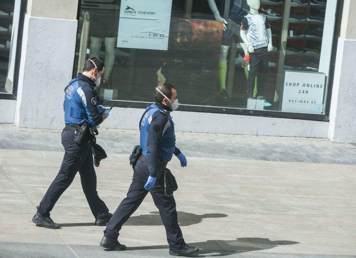 El confinamiento hace caer un 11% la criminalidad en la región el primer trimestre