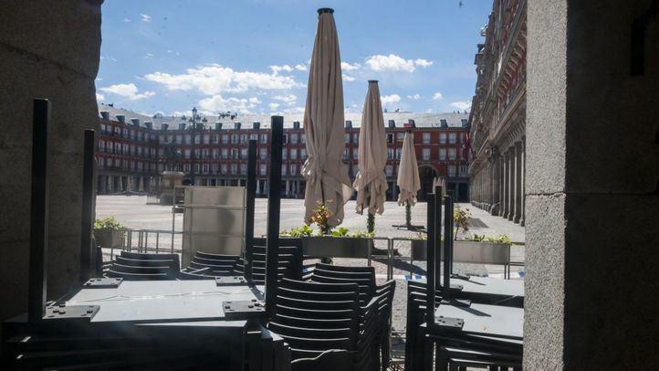 Las terrazas de Madrid podrán abrir más horas, poner música y ocupar más espacio