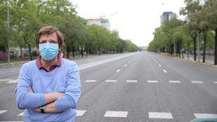 Almeida llama a la responsabilidad en el primer día de peatonalización de calles