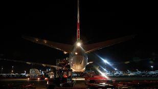 Madrid recibe material sanitario a través de tres aviones en 24 horas