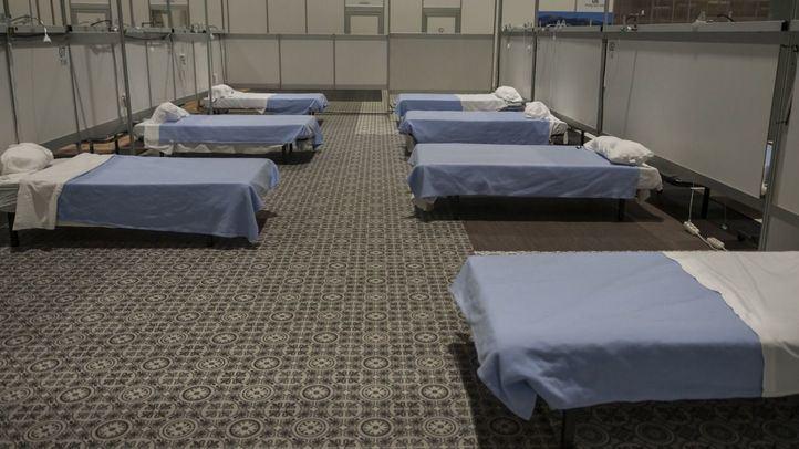 Aguado avanza que el nuevo hospital para epidemias será similar al de Ifema