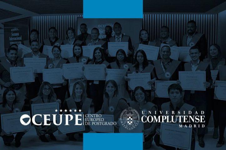 La Universidad Complutense de Madrid lanza dos nuevos masters punteros de la mano con CEUPE