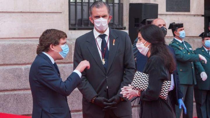 Vox plantea a Almeida 60 medidas para la reactivación de Madrid