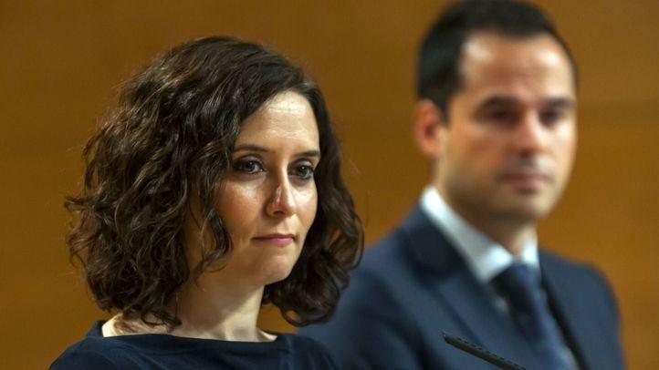 El pacto PSOE-Cs tensa Madrid: moción de censura o elecciones