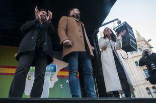 Vox quiere celebrar su manifestación en coche por el Paseo de la Castellana