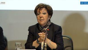 La nueva directora general de Salud Pública, Elena Andradas.