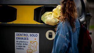 Madrid se compromete con el reciclaje: crece un 6% el uso del contenedor amarillo en 2019