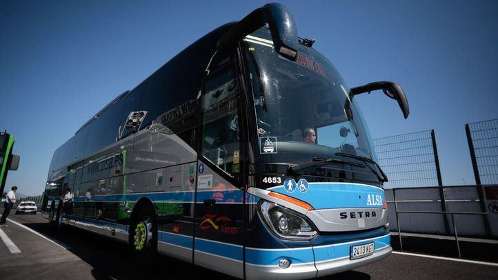 Alsa lanza su plan de Movilidad Segura para ofrecer máxima confianza en los viajes en autobús