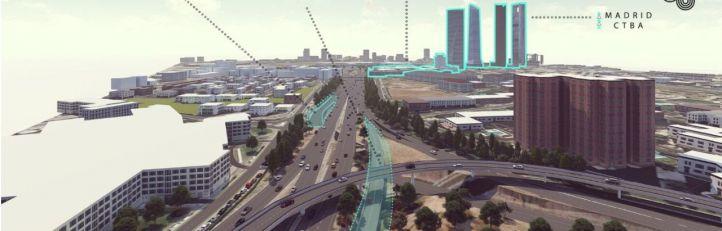 Licitadas las obras del Nudo Norte para mejorar el tráfico