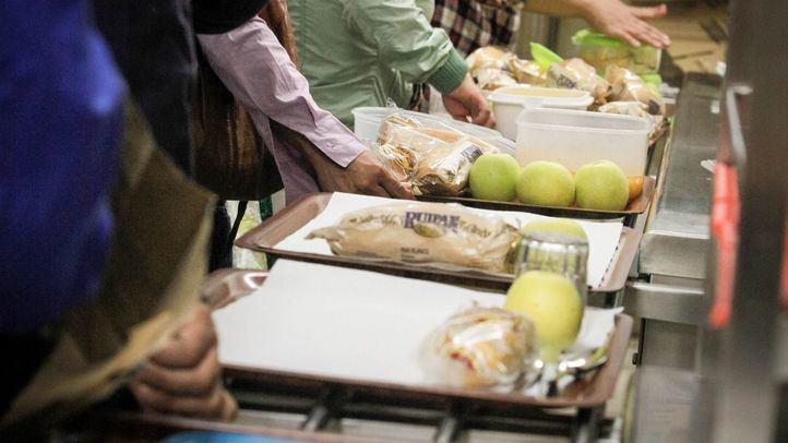 Doce nuevas empresas distribuirán desde el lunes menús equilibrados a 8.200 niños