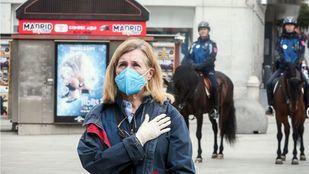 Madrid registra un ligero descenso en contagios y fallecimientos