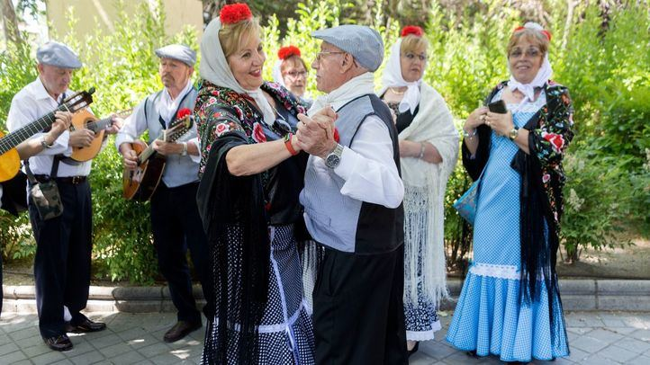 Chotis para celebrar un San Isidro diferente