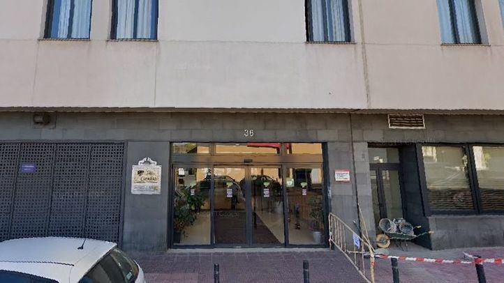 Residencia Las Camelias, en Móstoles
