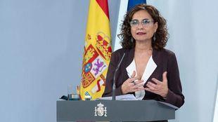 Mª Jesús Montero, ministra de Hacienda