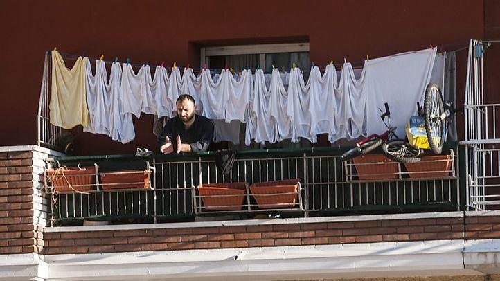 Madrid se suma con ilusión al ¿último? aplauso de las 20:00