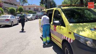 Detenido un hombre en Villalba por asesinar a su padre