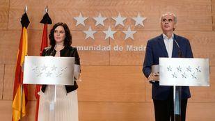 Madrid pide de nuevo pasar a la Fase 1 de desescalada