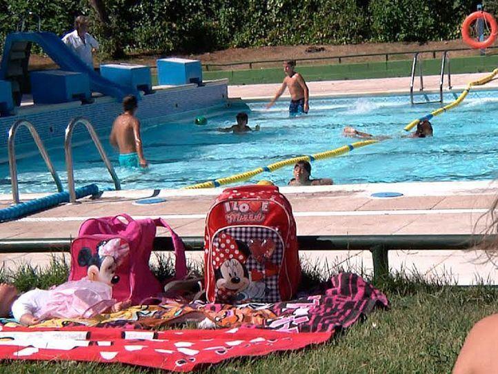 Las condiciones para abrir las piscinas recreativas,