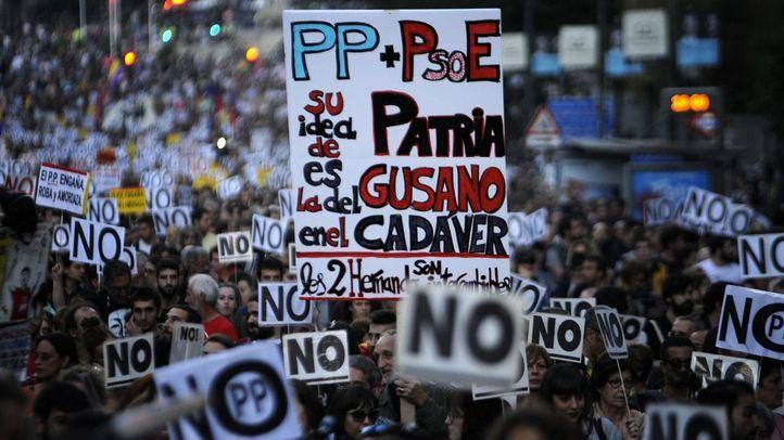 Los organizadores de 'Rodea el Congreso' preparan protestas contra el Gobierno tras prohibirles dos concentraciones