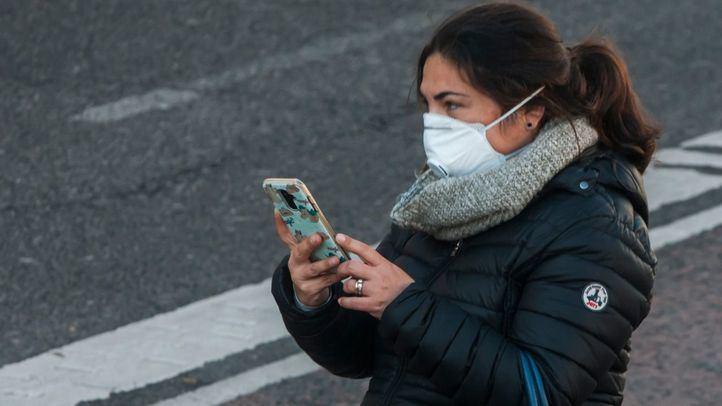 Madrid recibe 3,3 millones de mascarillas y 1,4 millones de guantes del Gobierno