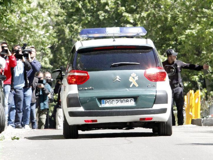 Prisión provisional para el parricida de Villalba