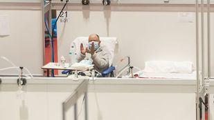 Madrid registra 112 nuevos contagios en 24 horas y los fallecidos diarios caen a 18