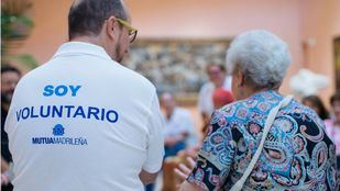 El apoyo a los mayores, uno de los compromisos de Mutua Madrilen?a durante el Covid-19.