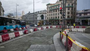 CCOO impugnará el ERTE de Dragados a los trabajadores de mantenimiento de calles y túneles de Madrid