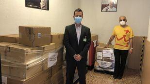Mercadona dona a Cáritas de Arganda del Rey más de 1.500 kilos de productos de primera necesidad
