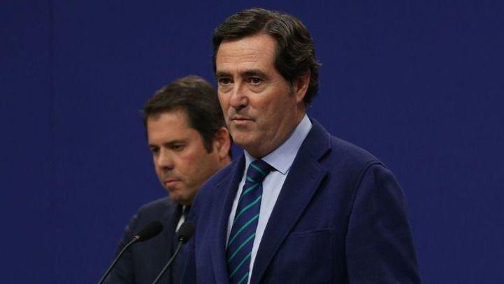 La CEOE abandona la mesa de diálogo tras el acuerdo del PSOE y Bildu sobre la reforma laboral