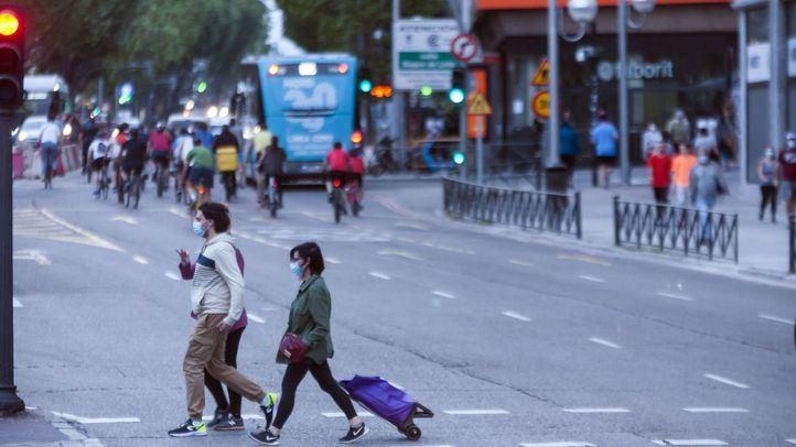 Madrid capital aumentó su población un 2,1% en 2019