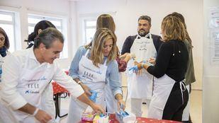 """La Fundación """"la Caixa"""" y CaixaBank aportan un millón de euros a 136 comedores sociales de toda España"""