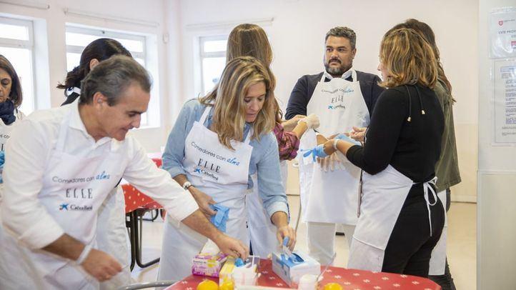 Rafael Herrador - Comedores con Alma