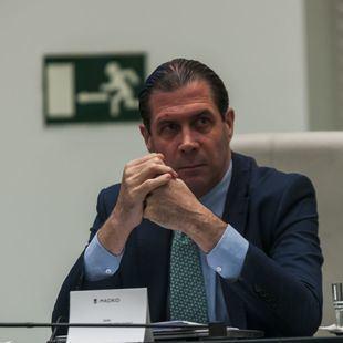 Pedro Fernández Hernández, edil del grupo municipal de Vox.