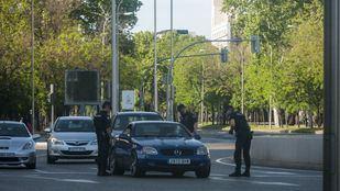 Retenciones en todas las autovías por los controles policiales
