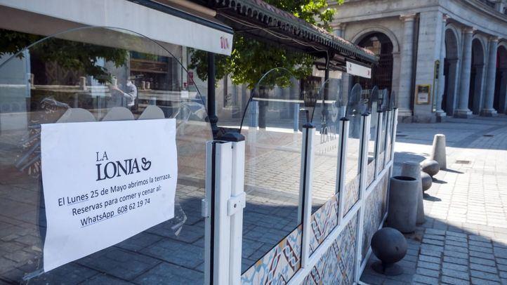 Hostelería Madrid estima que solo el cinco por ciento de los bares podrán abrir en fase 1