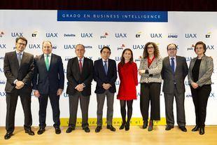 UAX lanza el Grado en Business Intelligence, el primer Grado en España impulsado por las Big Four como partners principales