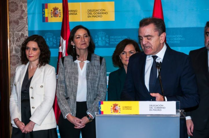 La juez cita a declarar a Franco el 5 de junio por permitir las manifestaciones del 8M