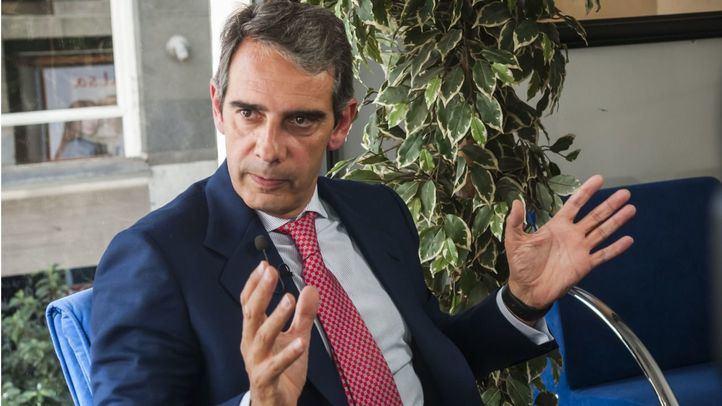 """Juan Luis Yagüe: """"El avance de los alumnos de Casvi ha sido el mismo que si hubieran estado en las aulas"""""""