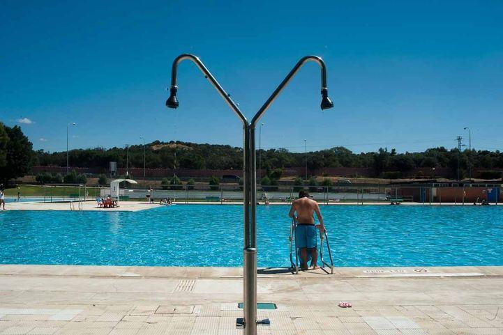 Cita previa, control de aforo y más desinfección en las piscinas