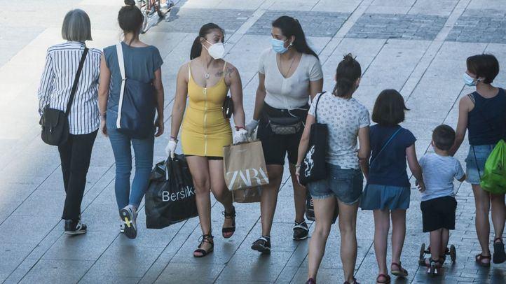 La seguridad, una de las grandes preocupaciones de los madrileños en la vuelta al trabajo