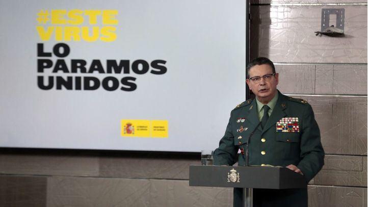Dimite el número dos de la Guardia Civil y Grande-Marlaska le remplaza por el general Pablo Salas
