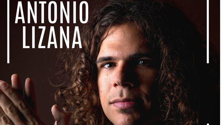 El polifacético músico Antonio Lizana ya tiene nuevo disco: 'Una Realidad Diferente'