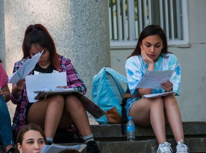 Madrid quiere que 2º de Bachillerato vuelva a las aulas el 1 de junio