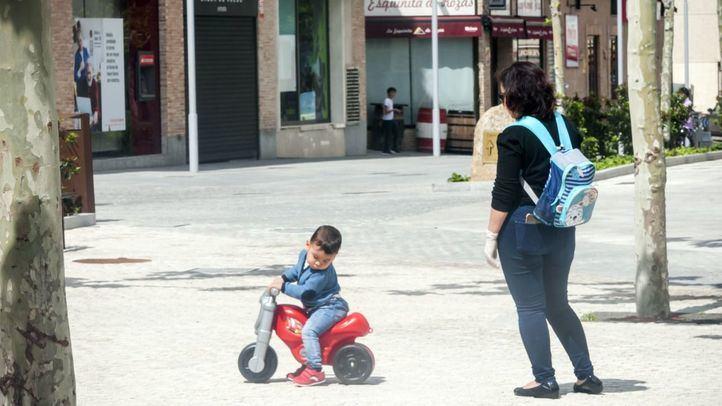 Madrid modifica el horario de salida de los niños